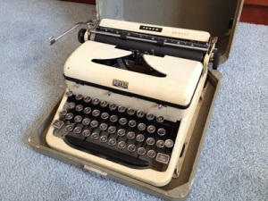 dads typerwriter